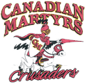 Canadian Martyrs Logo